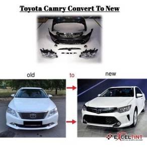 Toyota Camry 2012 Conversion 2015 Bodykit Bumper