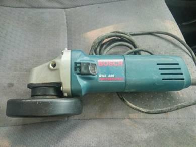 Bosch GWS 580 Angle Grinder
