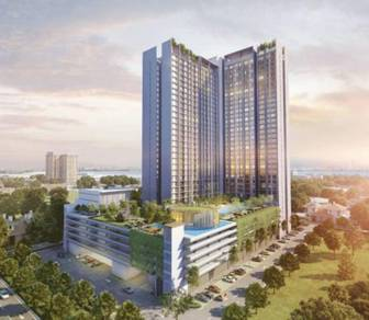 Setapak new launch project cash back rm 70k
