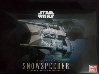 Bandai 1/48 Star Wars Snowspeeder