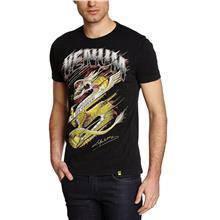 UFC MMA VENUM GOLDEN Dragon Shirt (Baju) (SLim Fit
