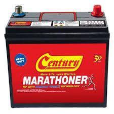 Century marathon - car battery bateri kereta 24h
