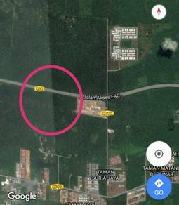 Matang New Highway FAC First Lot Land