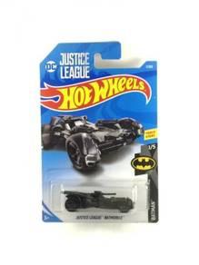 Hotwheels Batman DC Justice League Batmobile #1