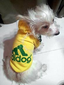 Adidog Pet Sports Hoodie T Shirt
