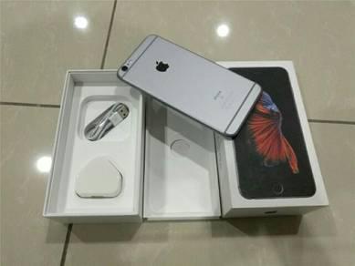 Iphone 6s 128gb grey box
