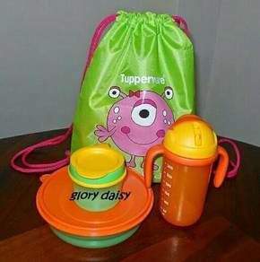 Tupperware Brands - (LOOSE) Monster Munchies item