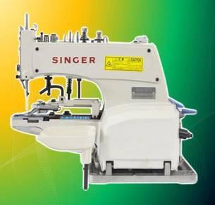 Mesin Jahit Singer MODEL BN1377 Button sewing new