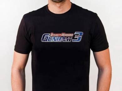 Tshirt Baju GUNDAM BS0523 TSV Siap Pos Laju
