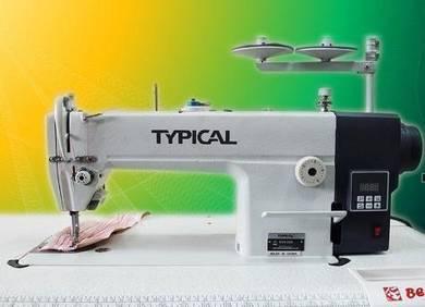 Mesin jahit TYPICAL GC6- 28D-New TRDF