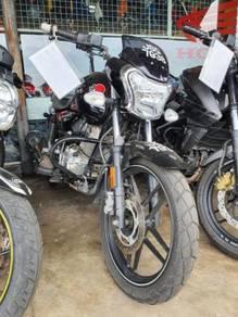 Modenas V15 cafe Racer 150cc loan kedai