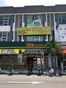 3 storey shop lot for sale Bandar Baru Sri Klebang - Ipoh