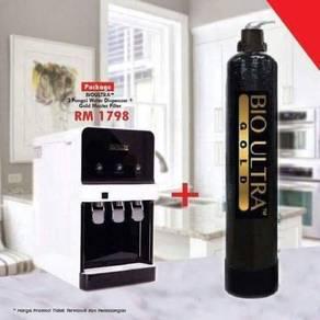 Water Filter Penapis Air Bio ULTRA DISPENSER LeS-6