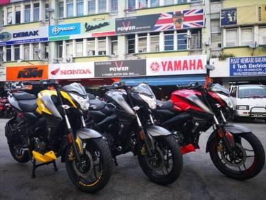 Modenas NS 200 ( Full Loan & Ready Stock )
