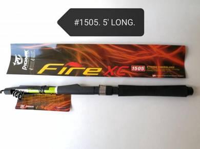 Pioneer FireXC 1505 Fishing Rod Joran Ikan Pancing