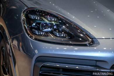 Porsche Cayenne E3 light LED Matrix head lamp