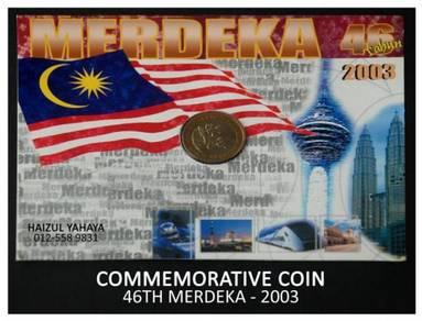 Malaysia 46 Tahun Merdeka