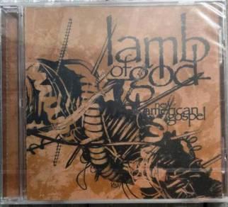Lamb Of God - New American Gospel CD Imported