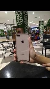 Iphone 8 Plus Rosegold (64GB)