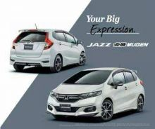 Honda jazz gk 2019 2020 mugen bodykit w/paint abs1