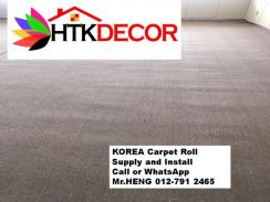 Specialists installation of Carpet Rolls 186PA