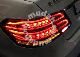Benz w212 facelift tail lamp led