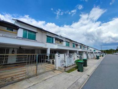 Double Storey Terrace House Bukit Banyan SP For Sale