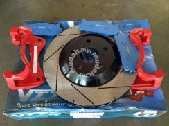 Vttr oversize brake kit For Honda Civic HRV