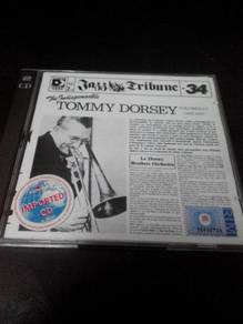 THE INDISPENSABLE TOMMY DORSEY VOL.1/2 Cd