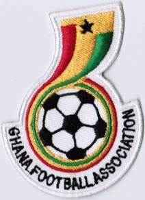 Ghana National Football Team FIFA Soccer Patch