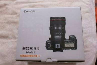Canon 5D Mark II Body Fullbox