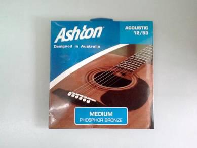 Ashton 012-053 Acoustic Guitar String - AS1253