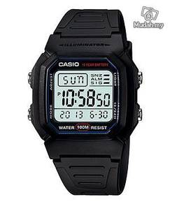 Casio W-800H Original Genuine Authentic Watch