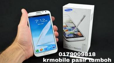 Samsung notee 2 putih ori