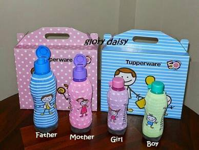 Tupperware Brands - Happy Family Pocket (1pc)