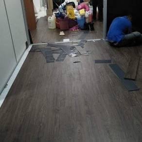 FitriDeco,promosi vinyl flooring,siap pasang