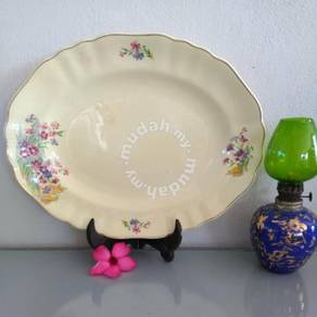 Oval platter J&G Meakin