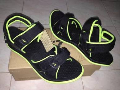 Sandal Line 7 Black and Green size 39