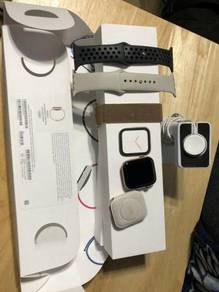 Apple watch series 4 44mm Stainless st. Gold LTE
