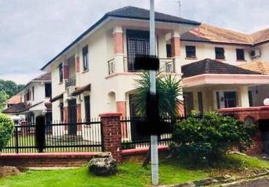 Taman Sutera Taman Perling Double Storey Semi Detached House