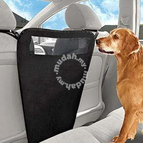 Car Seat Pet Barrier