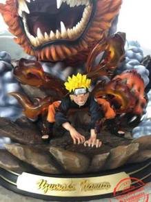 Naruto kurama nine-tails gk statues action figure