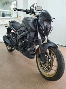 Modenas Dominar 400 (tanpa muka)