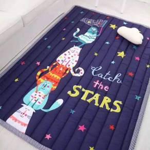 Antislip Cotton Thick Playmat