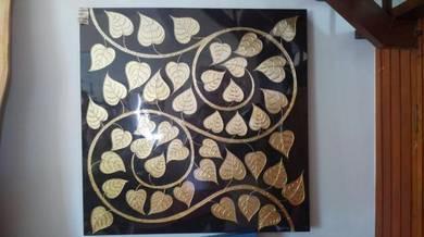 Aipj Bodhi tree of life art painting