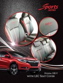 HONDA HRV lec seat cover sports series (new)