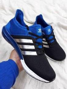 Boost blue black