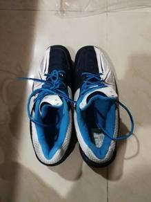 Yonex SHB 35 EX Badminton Shoes For Men (White, B