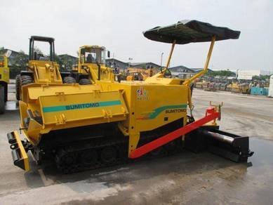 Japan Imported JW30 & HA31C Asphalt Road Machines