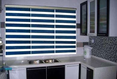 Commercial Zebra Blinds # Curtain for Residential